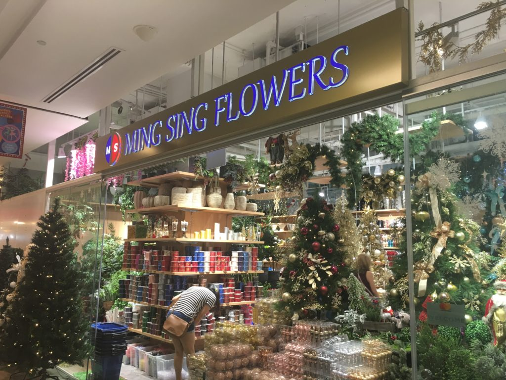 Where To Get Christmas Trees Ornaments Decorations In Singapore